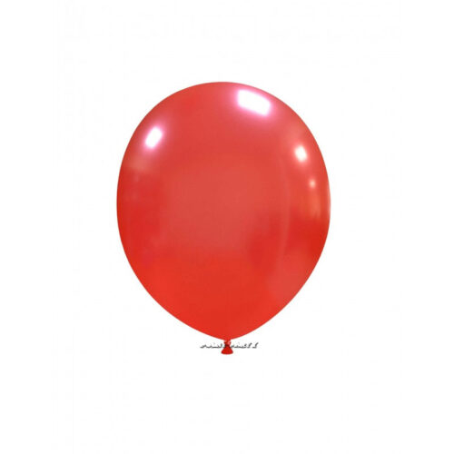 METAL LATEX BALLOONS 5 INCH